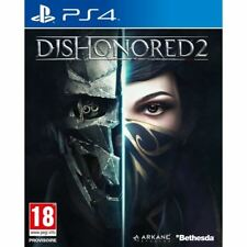Dishonored 2 Limited Edition - PS4 neuf sous blister VF