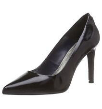 Tommy Hilfiger A1285rianna 2c Women's Closed pumps, Black - Schwarz 7.5 UK 42 EU