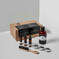 Groom 8 Products Deluxe Set Beard Care 05-08