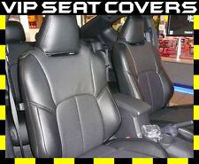 Scion tC Clazzio Leather Seat Covers