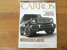 CARROS 2012-05 MERCEDES-BENZ G-KLASSE,MCLAREN MP4-12C,FERRARI 458 SPIDER,SLS AMG