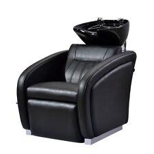 Salon Beauty furniture equipment styling Backwash Basin Sink barber  7837 black