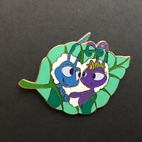 A Bug's Life - Flik and Atta on Leaf Disney Pin 1321