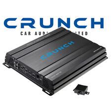 Crunch GPX1000.1D - digitale Monoblock Endstufe 1-Kanal Verstärker 1000 Watt