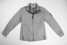 STONE ISLAND NEW Mens Gray Melange Wool Poly Jacket Size XL NWT