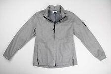 STONE ISLAND NEW Mens Gray Melange Wool Poly Jacket Size XL NWT