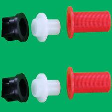 Ronseal Pressure Sprayer Parts - Nozzle Parts 2 x Part No. 664 665 666