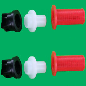 Ronseal Sprayer Parts Spray Nozzle Tip Pre-Orifice Assembly For All Sprayers x2