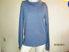 american apparel super soft slouch turtleneck sweater size Xl