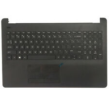 HP Pavilion 15-BS 15-BW 15T-BS 250 G6 255 256 G6 Palmrest Touchpad US Keyboard