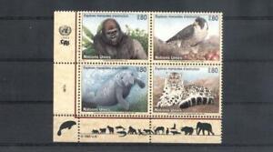 (946523) Monkey, Manatee, Gorilla, United Nations