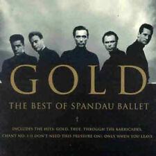 SPANDAU BALLET THE BEST OF CD NEU