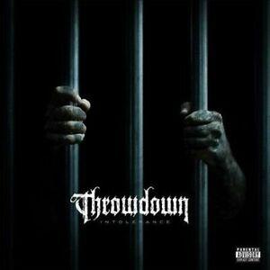 Intolerance * by Throwdown (CD, Jan-2014)
