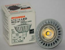 Sylvania Dimmable 6-Watt Ultra LED MR16 Bulb LED6MR16/DIM/827/FL36 (78652)