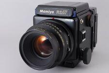 【Exc+++++】Mamiya RZ67 Pro II ProII Body W/Mamiya K/L 127mm f/3.5 L From Japan