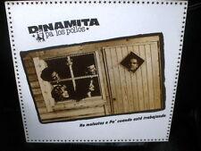 LP DINAMITA PA LOS POLLOS no molestes a pa SPAIN 1988 VINYL rockabilly ENCARTE