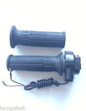 66cc Motor GAS ENGINE  parts - throttle w kill switch - N