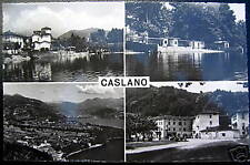 Switzerland~1959 CASLANO ~ Ticino ~ Multiview  RPPC