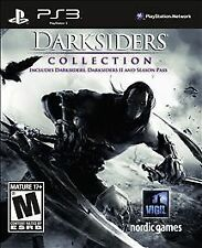 DARKSIDERS COLLECTION PS3 ADVENT NEW VIDEO GAME