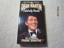 DEAN MARTIN Celebrity Roasts Man of the Hour FRANK SINATRA VHS Fast Shipping+Tra