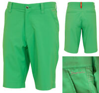 Dwyers & Co Micro Tech 2.0 Golf Shorts - Green - RRP£45 - W32 W34 W36 W38