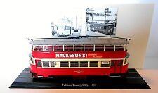 Atlas scale 1/87 Tram Feltham Tram UCC- 1931 -  [b.7519033]