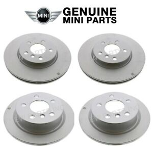 Mini Cooper S R50 R53 1.6 Cooper 114 DTC Front Brake Pads Discs 276mm Vented