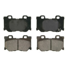 Disc Brake Pad Set-Red Sport Rear Federated D1347C
