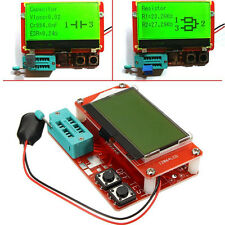 All-in-1 Component Tester Transistor Diode Capacitance ESR Meter Inductance New