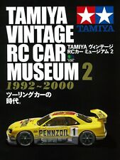 TAMIYA Vintage RC Car Museum 2 1992-2000 Japanese Book Guide figure Yonku