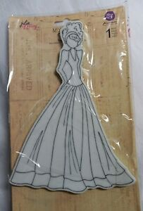 Prima Marketing Julie Nutting Mixed Media Cling Stamps