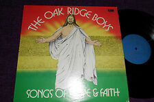"OAK RIDGE BOYS "" Songs of Hope and Faith "" 1979 LP USA SKYLITE SLP 6223"