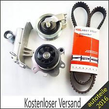 Zahnriemensatz Spanndämpfer WASSERPUMPE für Audi A4 A6 Avant VW Passat 06B109477