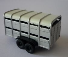 N Scale Livestock Trailer, Farm/Ranch equipment