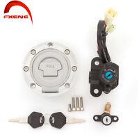 Electrical Ignition Switch Lock w/Key Fit Yamaha YZF R6 03-05 MT09 2013-2016