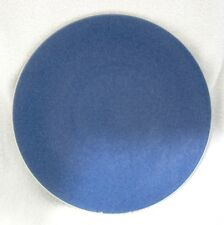 """Colorstone Sapphire Textured by Sasaki Dinner Plate 10 3/4"""" In Nice Shape!"""