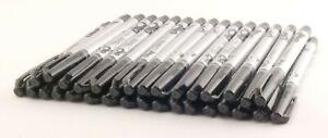 Sharpie Pen Lot 32pc Black Ink Fine Point Smear Resistant Acid Free