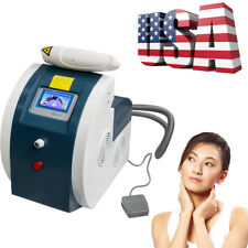 Q Switch YAG LASER Tattoo Removal System Eyebrow fleck Removal Beauty Machine TO