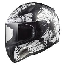 LS2 Helmet Bike Full-face Ff353 Rapid Mono Matt Black L
