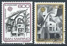 1987 SAN MARINO USATO EUROPA - VA25