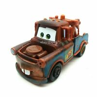 Disney Pixar Cars Mater 1:55 Diecast Toy Model Car Kids Gift Loose New