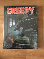 Creepy Archives Volume 2 Hardcover Collection OOP RARE SEALED DARK HORSE