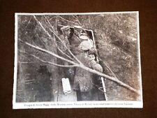 WW1 Prima Guerra Mondiale 1914-1918 Foto della Marina Ammiraglio Thaon di Revel