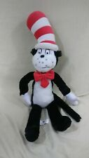 "22"" CAT in the HAT Dr. Seuss 2016 Univeral Studios Stuffed Plush"