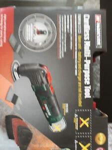 CORDLESS MULTI -PURPOSE  TOOL-FOR WORKSHOPS -3 YEARS WARRANTY-PARKSIDE