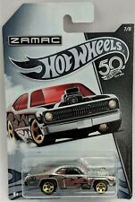 2018 Hot Wheels - 50th Anniversary - Plymouth Duster Thruster - Zamac - #7/8