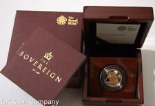 2018 Gold Sovereign Proof Royal Mint Privy Mark Coin Boxed with Certificate
