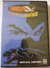 1 DVD DIABOLIK TRACK OF THE PANTHER SPECIAL EDITION-INTERVISTE SORELLE GIUSSANI