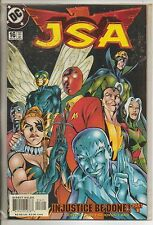 DC Comics JSA #16 November 2000 Injustice Society NM