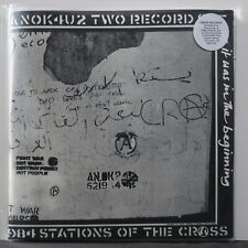 CRASS 'Stations Of The Crass' Remastered Vinyl 2LP Poster Sleeve NEW